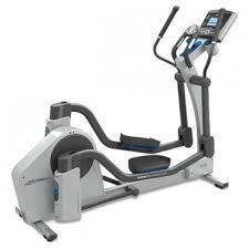 life fitness elliptical crosstrainer x5 go console display demo