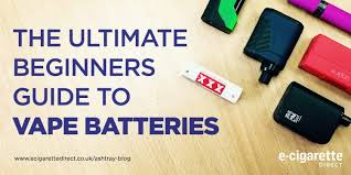 E Cig Compatibility Chart The Ultimate Beginners Guide To Vape Batteries Ashtray Blog
