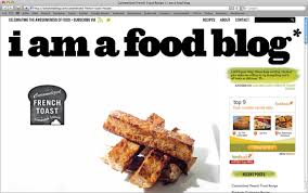 Image result for food blog