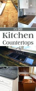 diy bathroom countertop refinishing feat concrete over laminate
