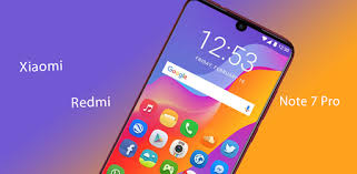 Theme & wallpaper <b>for Xiaomi Redmi Note</b> 7 Pro - Apps on Google ...