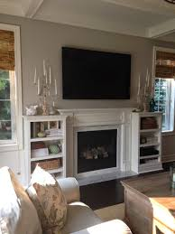 traditional family room designs. Fireplace With Cabinets On Either Side. Traditional Family Room Designs