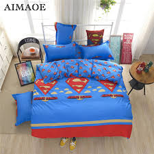duvet covers 33 pretty king size superman bedding batman set for kids queen twin polyster cotton