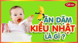 Ăn dăm kiểu nhật là gì? Cách cho bé ăn dặm kiểu Nhật từ A-Z - Mẹ Việt