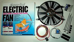 chicagoland mg club driveline electric fan kit