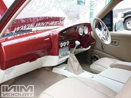 1994 Toyota Pickup Custom Interior (charming 1990 Toyota Pickup ...