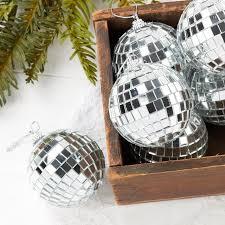 Mini Disco Ball Decorations Mini Disco Ball Ornaments Christmas Ornaments Christmas and 73
