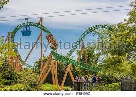 busch garden tampa florida. Park Guests Riding Cheetah Hunt Roller Coaster At Busch Gardens Tampa Bay In Tampa, Florida Garden