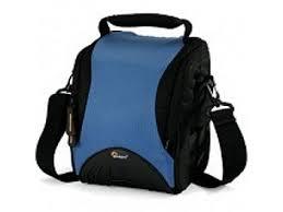 <b>Lowepro Apex 120 AW</b> Camera Shoulder Bag - Arctic Blue