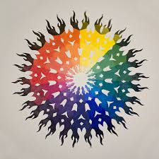 Student Work: Creative Color Wheel by stacyisenbarger, via Flickr