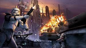Star Wars Battlefront 2 Games Desktop ...