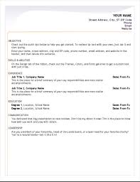 entry levle entry level resume office templates