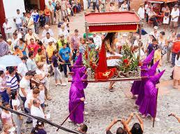 Easter In Latin America Semana Santa In South America