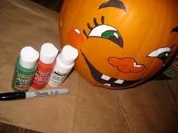 best photos of painted pumpkin faces templates funny painted
