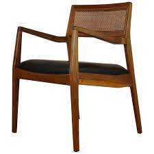 Jens Risom Side Chair Vintage 1950s Walnut C140 Playboy Lounge Chair Or Armchair By Jens