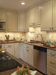 Kitchen Backsplash With Granite Countertops Decoration