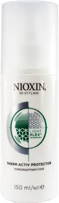<b>Термозащитный спрей Nioxin</b> (<b>150</b> мл) в Москве » Купить в ...