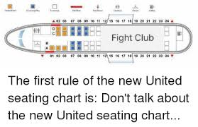 United Economy Plus Seating Chart United First Economy Plus Exit Row Exit Doors Lavatory A 02