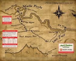 Inca Trail Elevation Chart Trekking To Machu Picchu Alpaca Expeditions Alpaca