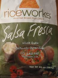 rice works salsa fresca off the shelf potato chip alternatives the busy foodie