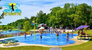 van wert ohio ymca splashpad installed by my splash pad water park manufacturers