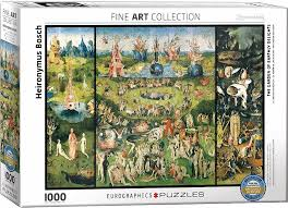 bosch the garden of earthly delights. Heironymus Bosch - The Garden Of Earthly Delights T