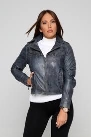 biker jacket for las elle