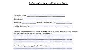Free Sample Job Application Forms 35 Free Job Application Form Template