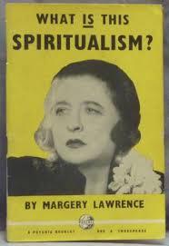 "Like a Blaze of Summer Lightning"": Margery Lawrence, Heaven's Reluctant  Guide | Mockingbird"