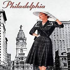 Amazon.com: Tourist Visiting Phila 50s Black Frock Poster Print by Sara  Pierce (24 x 36): Posters & Prints