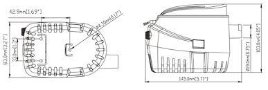 small water pump seaflo 12v 600gph automatic bilge pumps buy small water pump seaflo 12v 600gph automatic bilge pumps