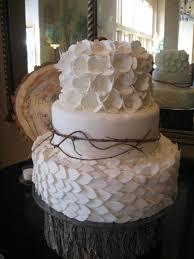 Rustic Wedding Cake Wedding Cakes