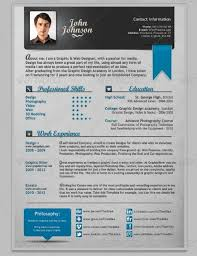 Modern Professional Resume Layout 25 Modern And Professional Resume Template Examples Organization