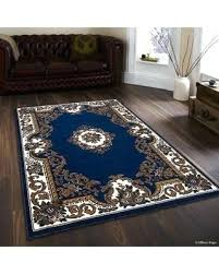 absolutely ideas blue and brown rugs com premium soft contemporary rug modern carpet for living wonderful rhapsody multi area rug