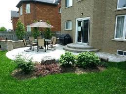 simple outdoor patio ideas. Simple Backyard Patio Ideas Popular Of Outdoor  For Small
