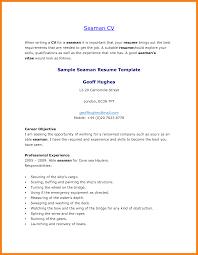 Fine Resume Sample For Deck Cadet Apprenticeship Pictures