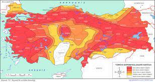 Kayseri Depremde Ne Kadar Riskli ? - GarajKayseri.com