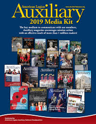 American Legion Paid Up For Life Rate Chart 2020 Media Kit