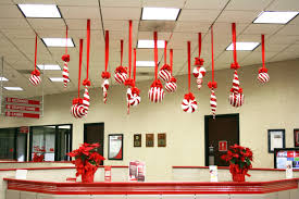 diy office decorations. poinsettia reception christmas poinsettias deskbest office decorations pictures diy door