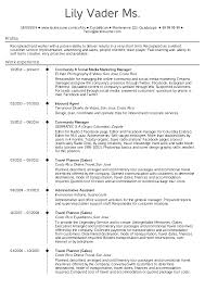 Internship Professional Blue Fascinating Free Resume Templates