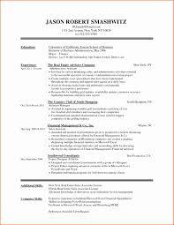 14 Best Of Microsoft Word 2007 Resume Template Resume Sample