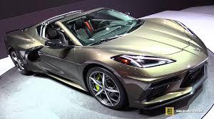 2020 Chevrolet Corvette C8 Stingray - Exterior Interior Walkaround - 2019 Dubai  Motor Show - YouTube