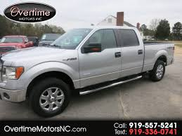 2013 Ford F-150 XLT SuperCrew 4WD in Raleigh