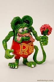 ed roth s rat fink and friends weirdo toys weirdo toys