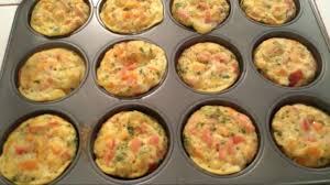Scrambled Veggie Egg Cups | sharisabe