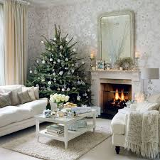 Christmas Living Room Decorating Ideas Cool 48 Christmas Decorations Ideas Bringing The Christmas Spirit Into