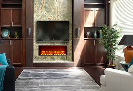 dynasty 35 in built in electric fireplace dy bt35