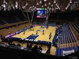 Cameron Indoor Stadium Section 3 Rateyourseats Com