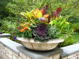 gallery of beautiful container garden ideas. ergonomic outdoor potted plant arrangement ideas img decorating gallery of beautiful container garden