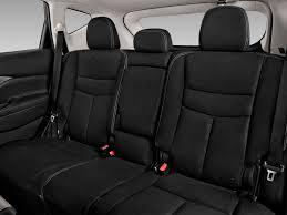 2017 nissan murano fwd sv rear seats